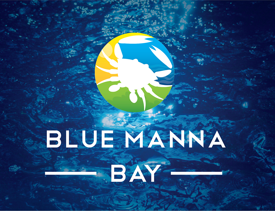 Blue Manna Bay logo final