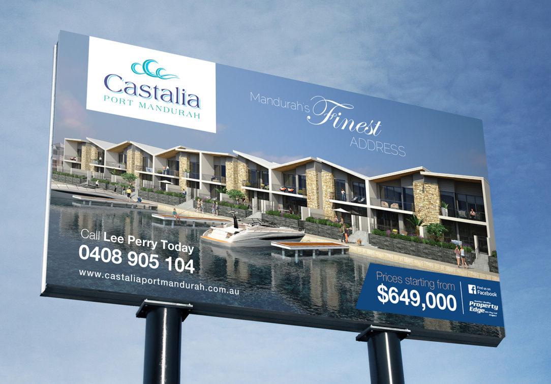 Castalia Billboard
