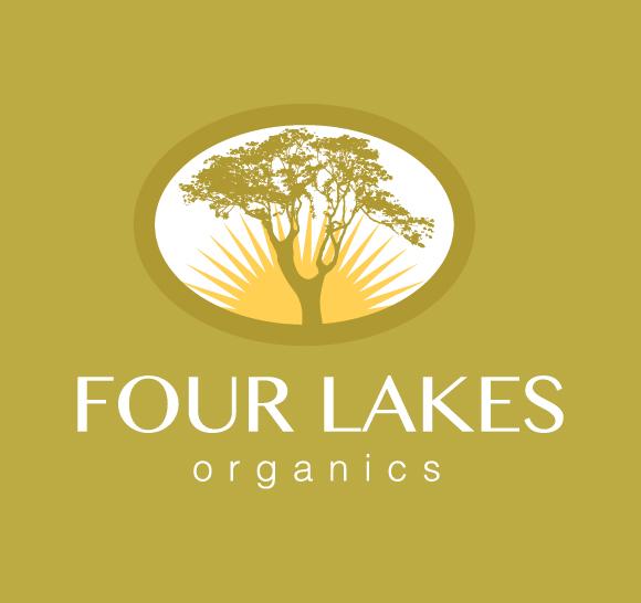 Four Lakes Organics Logo