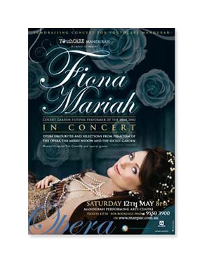 Fiona Mariah Poster