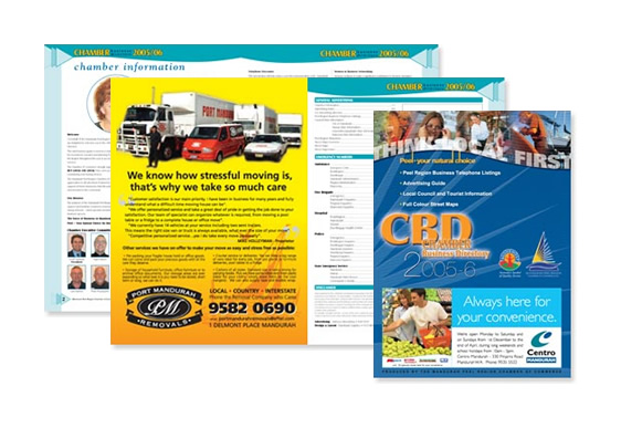 Peel Chamber of Commerce and Industry Publication