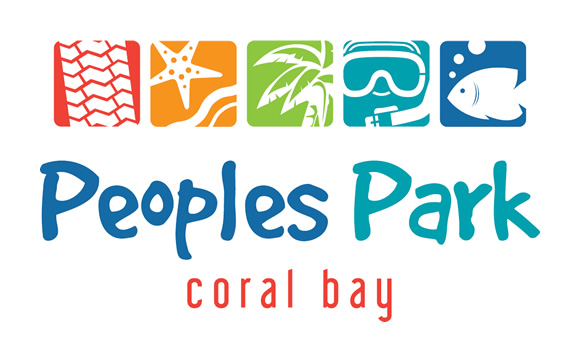 Peoples Park Coral Bay Logo