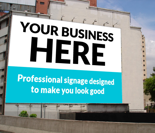 Signage by Mandurah Graphics