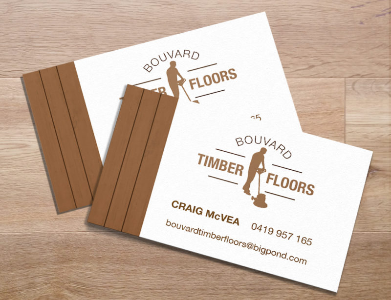 Bouvard Timber Floors stationery