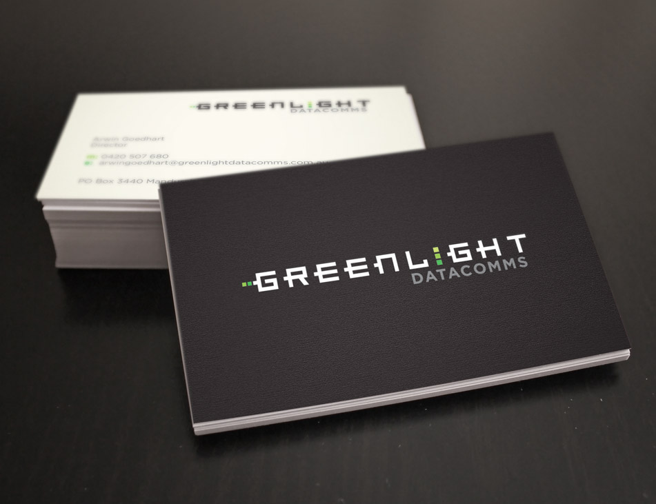 GreenLight Business Cards Stationery