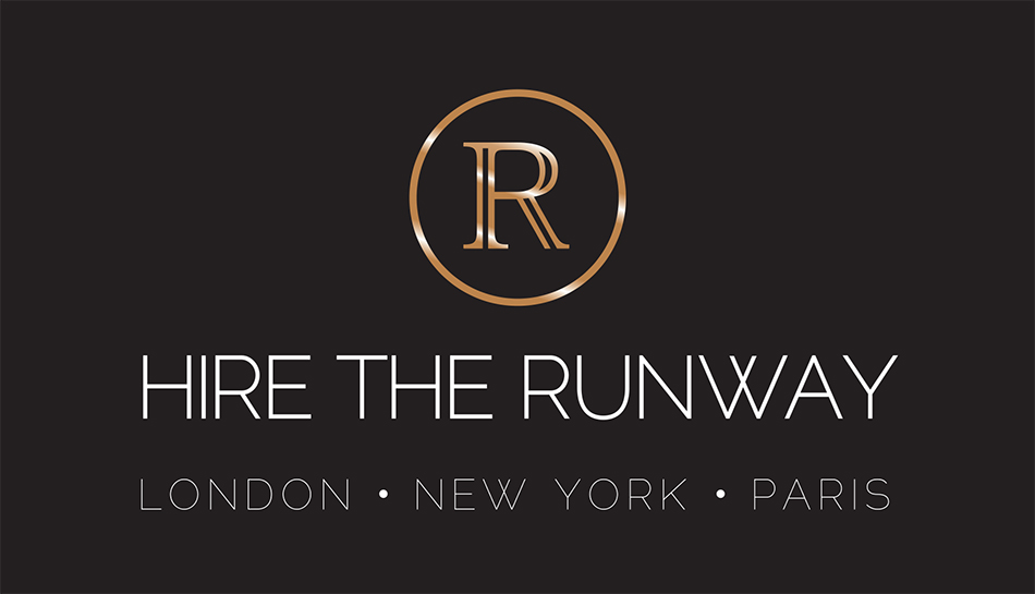 Hire the runway logo
