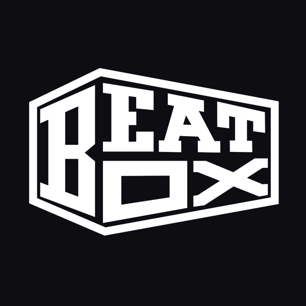 BeatBox logo design