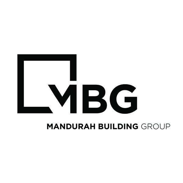 Mandurah Building Group Logo design
