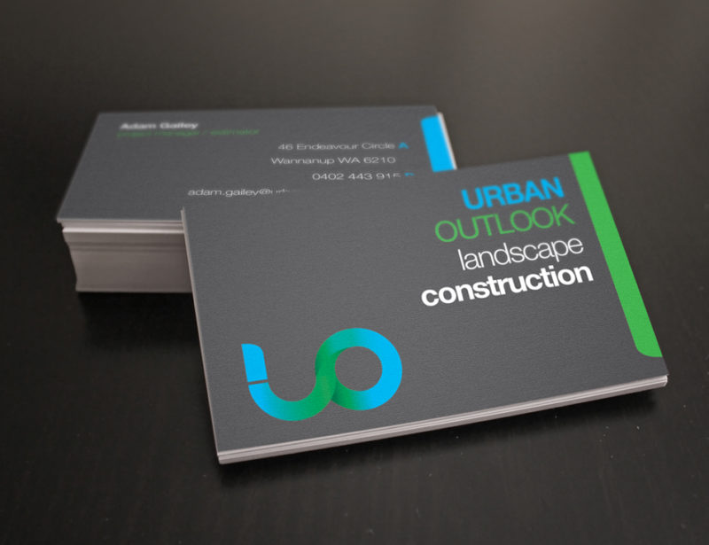 Ubran Outlook Business Card Stationery