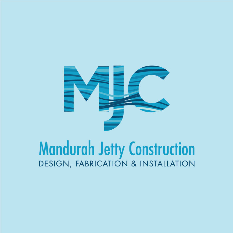 MJC Mandurah Jetty Construction logo