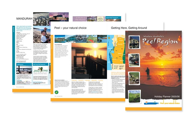 Tourism Western Australia Publication